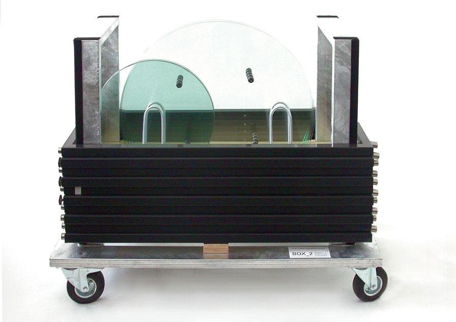 VENTA-Trolleysystem